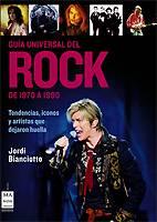 """Jordi Bianciotto: Lanzamiento de """"Guía Universal del Rock de 1970 a 1990"""""""