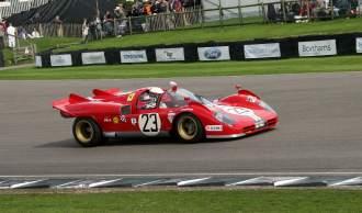 Motor Show Festival 2011: Ferrari será su gran protagonista
