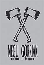 "Negu Gorriak: Lanzamiento de ""1990-2001"""