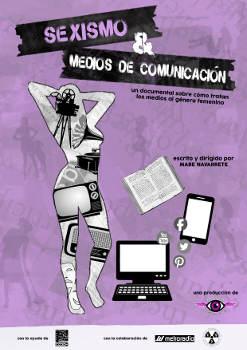 Mabe Navarrete: Sexismo & Medios de Comunicación