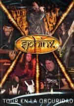 """Sphinx: Lanzamiento de """"Tour de la Oscuridad"""""""