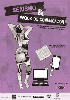 Mabe Navarrete: Documental y charla sobre sexismo y medios de comunicación. Málaga, 23 de marzo.