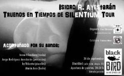 """Isidro R. Ayestarán: Presentación en Santander de su libro """"Silentium."""", el 30 de septiembre 2017"""