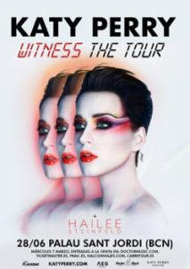 : Borrador automático ( Katy Perry : Katy Perry: Concierto en Barcelona, 28 de junio de 2018 )