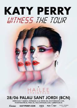 Katy Perry: Concierto en Barcelona, 28 de junio de 2018