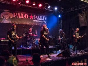 Punk en Andalucía : Fin de semana punk rockero en la ruta del infierno entre Málaga y Marinaleda