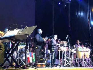 Kiko Veneno, Los Conciertos de la Campa, Ruben Blades : 23 de julio 2018, Santander