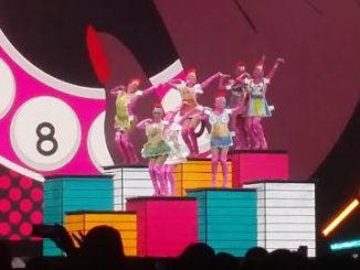 Katy Perry : Crónica de su paso por el Palau Sant Jordi el pasado 28 de junio