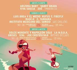 Santander Music 2018 : Orden de las actuaciones