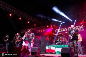 Teba Rock 2018 : Un fortín inexpugnable en la provincia malagueña