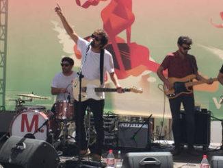 Modelo de Respuesta Polar, Santander Music 2018 : A un milímetro del suelo