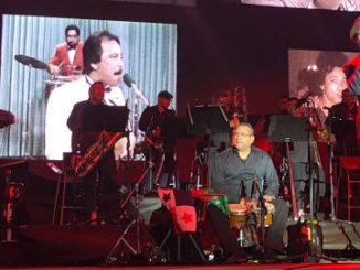 Kiko Veneno, Los Conciertos de la Campa, Ruben Blades : En Santander, 23/07/2018