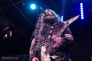 Chaos Before Gea, Soulfly, Verdugo : Actuación en la ala Eventual de Málaga, 29/07/2018