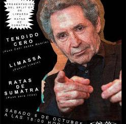 Limassa, Ratas de Sumatra, Tendido Cero : 6 de octubre 2018, en Málaga