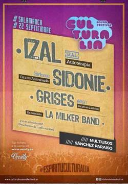 Culturalia Sound Festival: 22 de septiembre 2018, Salamanca