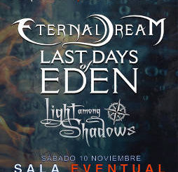 Female Metal Fest : 10 de noviembre 2018, en Málaga