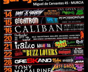 Garabe Beat Club : Arranca la 6ª temporada, en Murcia