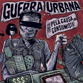 "Guerra Urbana: Lanza el álbum ""Pela Causa Consumista!"""