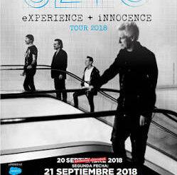 U2 : Próximos conciertos en Madrid los días 20 y 21 de septiembre 2018