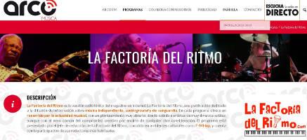 La Factoría del Ritmo Radio: Este sábado, día 6 de octubre, iniciamos la segunda temporada