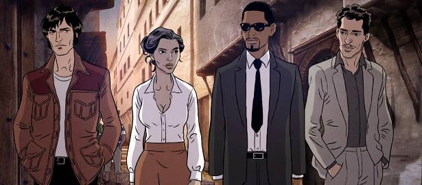 """Fermin Muguruza : """"Black is Beltza"""", su primera película de animación"""