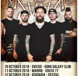 Pipes and Pints : Estarán de giran en España durante el mes de octubre