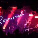 Roosevelt : Actuación el 16 de noviembre de 2018, en Madrid
