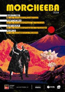 Morcheeba : Regreso a España y nuevo disco