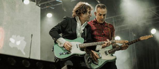 Loquillo : Actuación el 28 de octubre de 2018, Salamanca