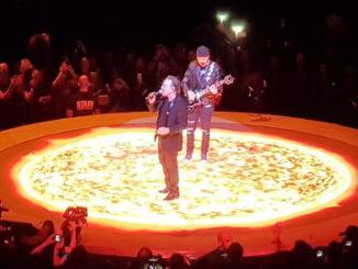 U2 : Actuación en Madrid, 20/06/2018