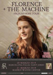 Florence + The Machine : Inminente desembarco en España