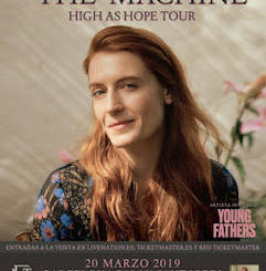 Florence + The Machine : Inminente desembarco en España