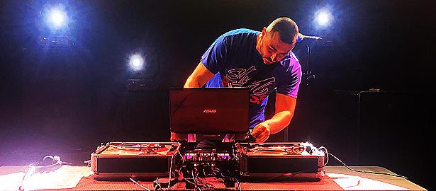 DJ Yata : Concierto en Santander, 12/04/2019