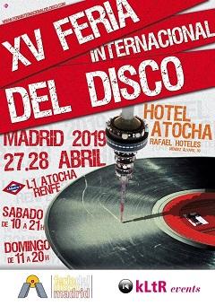 Feria Internacional del Disco: Vuelve a Madrid, Barcelona y Bilbao