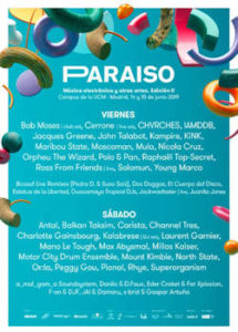 Festival Paraíso : Festival Paraíso