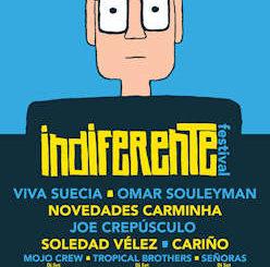 Indiferente Festival : 18 de mayo 2019, Santander
