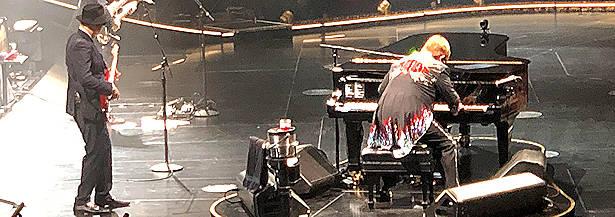 Elton John : Su gran adiós a Madrid
