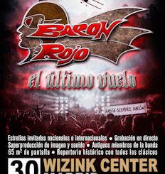 Barón Rojo : 30 de diciembre de 2020, en Madrid