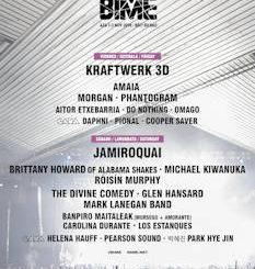 BIME Live : 1 y 2 de noviembre de 2019, Baracaldo (Vizcaya)