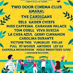 DCODE Festival 2019 : 7 de septiembre 2019, Madrid