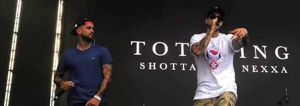 Tote King, Shotta