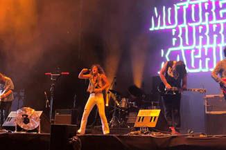 Derby Motoreta's Burrito Kachimba, Santander Music Festival 2019 : 1 de agosto 2019, en Santander