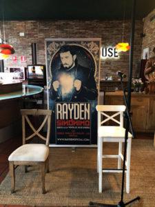 Rayden : Viaje interior