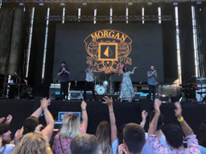 Morgan, Santander Music Festival 2019 : Sentimientos a flor de piel