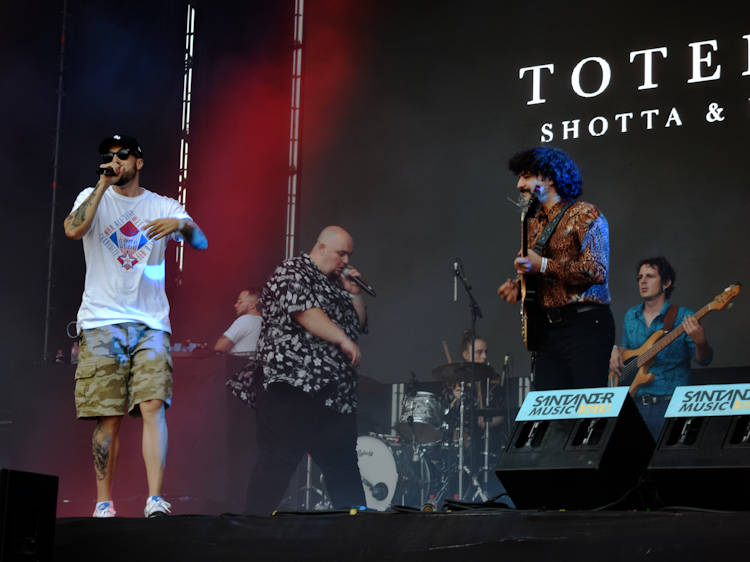 Tote King, A Contra Blues