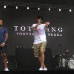 A Contra Blues, DJ Nexxa, Santander Music 2019, Shotta, Tote King : 3 de agosto 2019, en Santander