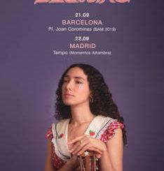 Bedouine : Presentará su nuevo disco en Barcelona y Madrid el 21 y 22 de septiembre