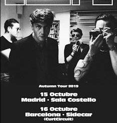 Life : La banda de punk rock, presentará su nuevo álbum en Madrid y Barcelona