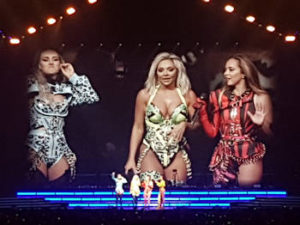 Little Mix : Concierto en Madrid, 2019/09/18