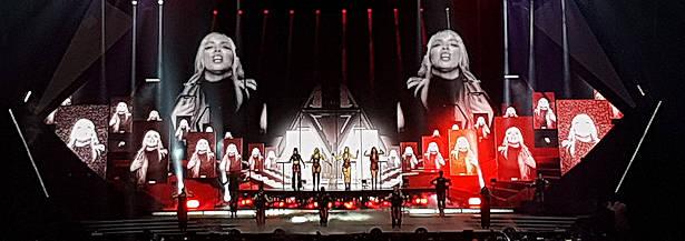 Little Mix : Concierto en Madrid, 2019/09/18